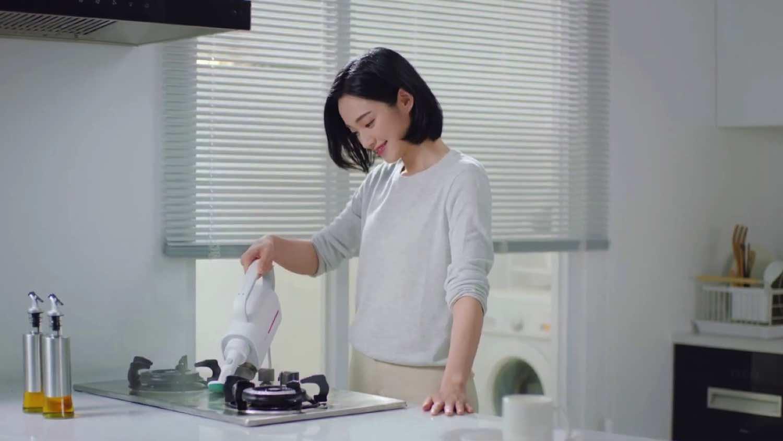 Deerma ZQ610 多功能清潔機 HK$698 深層蒸汽消毒除污垢