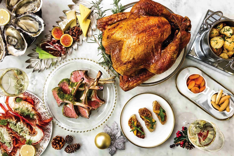 香港JW萬豪酒店推出聖誕節日盛宴及精彩住宿  與您共度歡欣聖誕