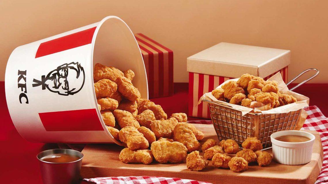 KFC 推「 全桶盛宴 」送上門 聖誕除夕一齊食炸雞