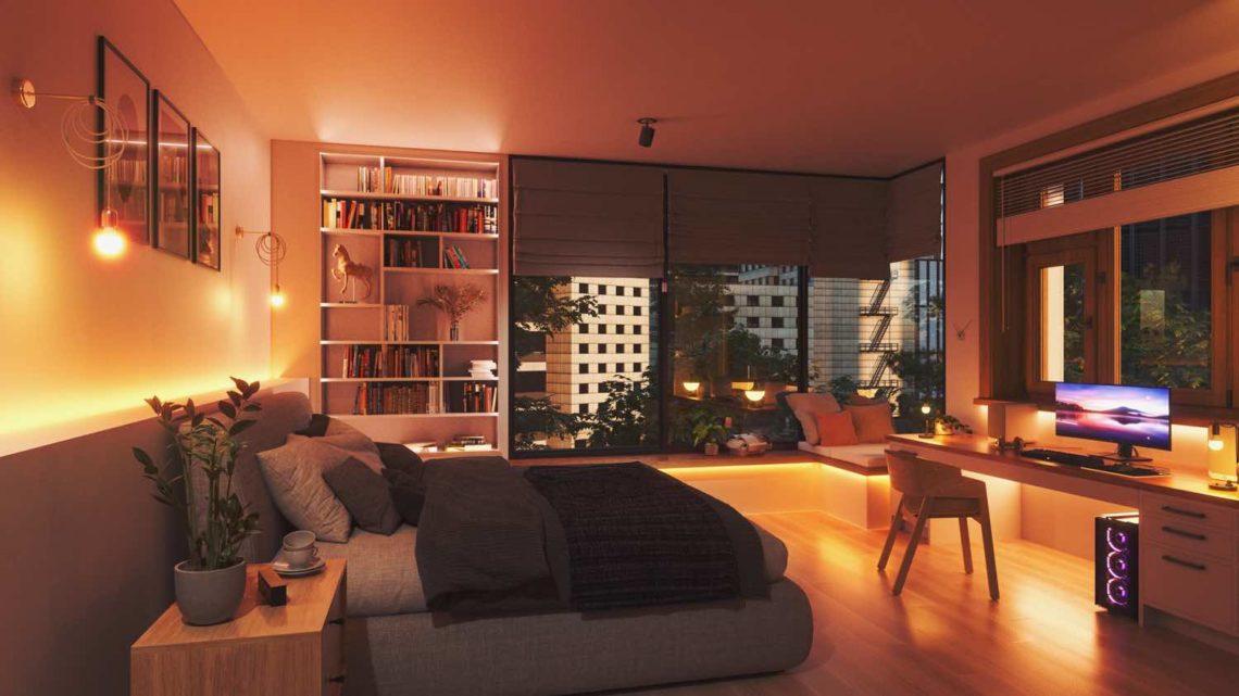 Nanoleaf 推智能 LED 燈泡 / 燈條 Essentials 系列  支援 HomePod Mini 變色