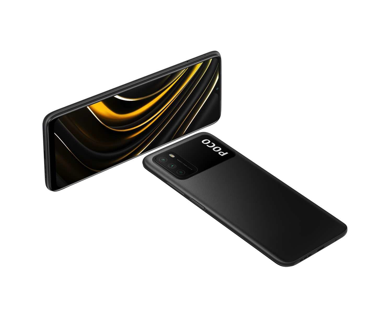 POCO M3 入門級手機   三鏡頭相機配 6,000 mAh大容量電池