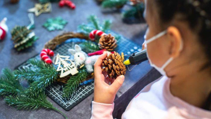 利園兒童學院 Xplore 聖誕課程  首推親子工作坊一起迎接佳節