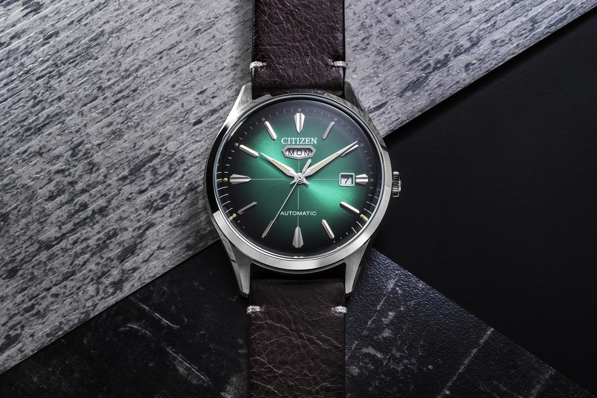 高質經典復刻!  CITIZEN C7 系列腕錶玩味濃