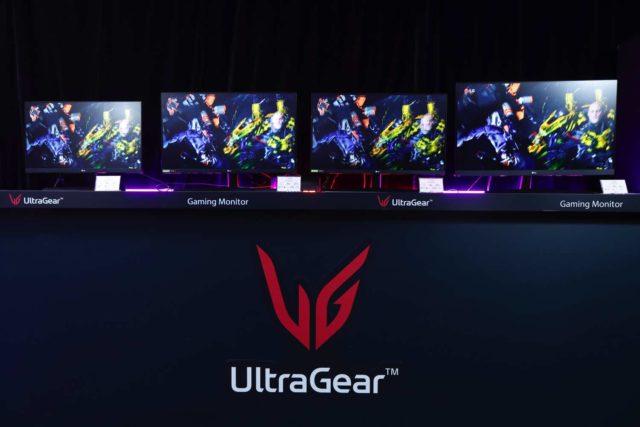 LG UltraGear 4款 GN600 / GN800 遊戲顯示屏 入門級專業級任君選擇