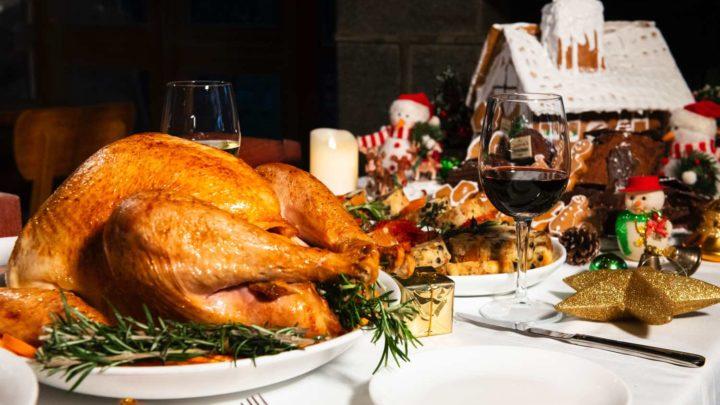 山頂太平山餐廳 看著無敵靚景歡度聖誕節及除夕夜