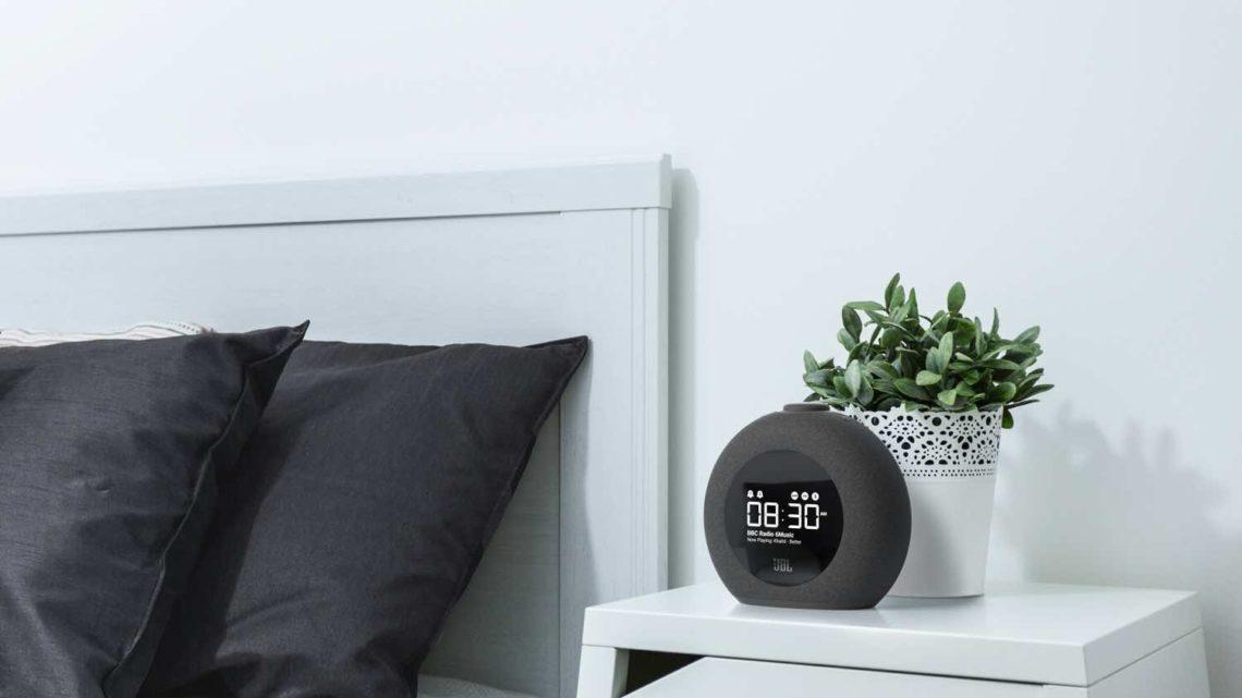 JBL Horizon 2 藍牙收音機鬧鐘喇叭  喚醒每一個清晨