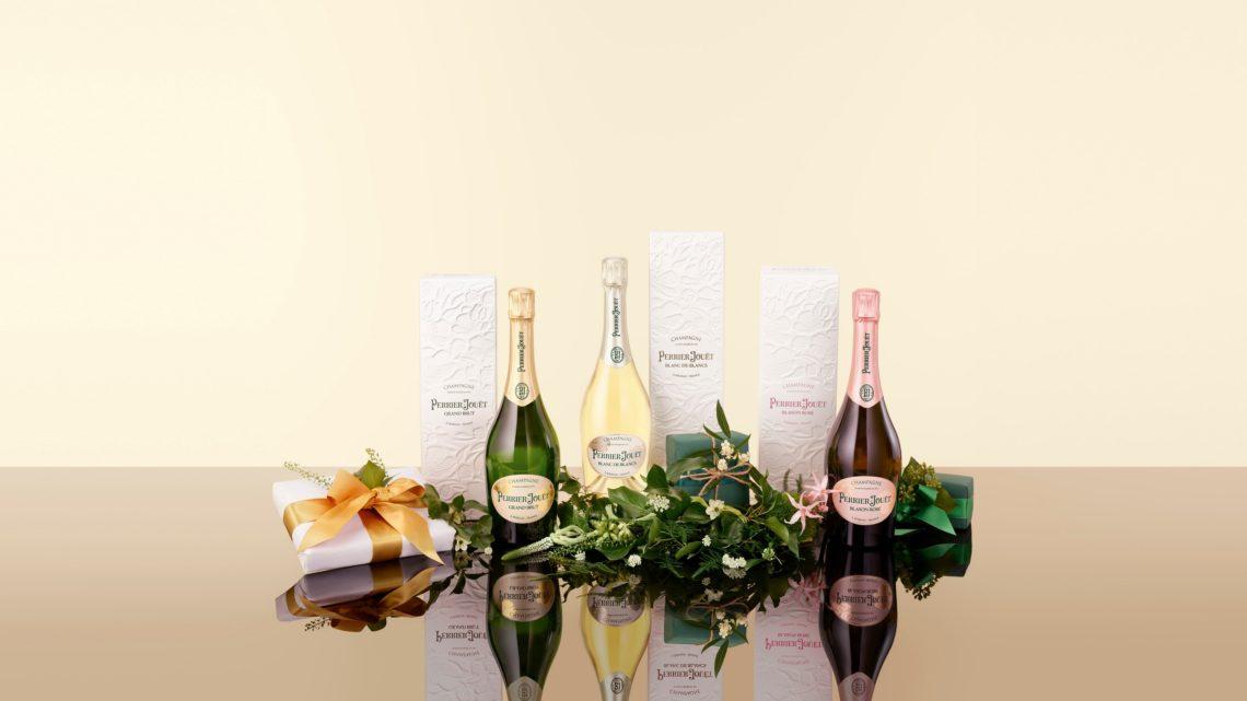 法國香檳品牌 Perrier-Jouët 夥拍 L′Envol、Daum 的自然藝術之旅