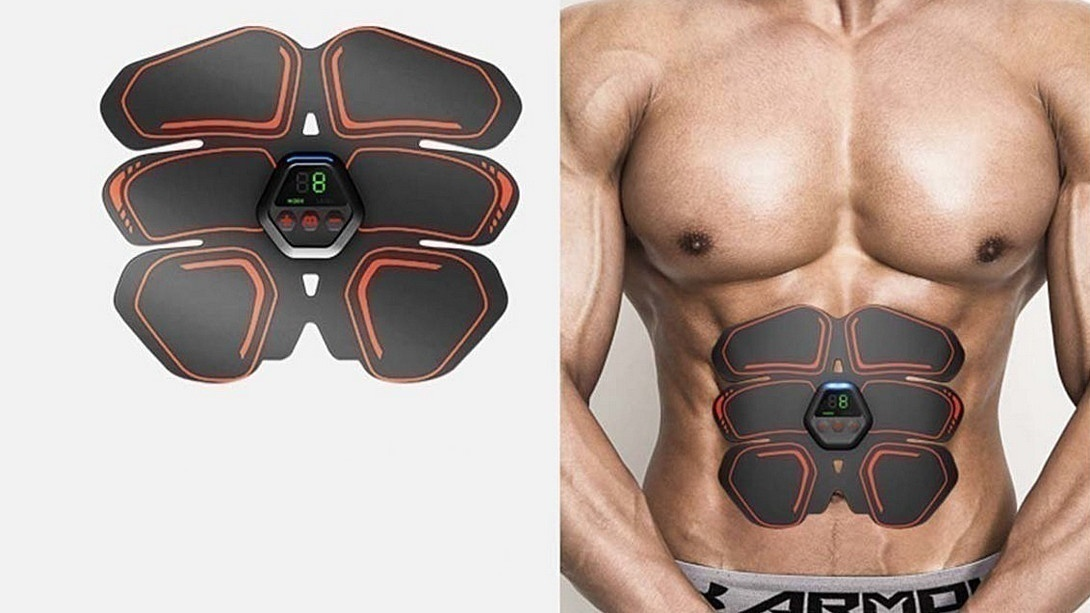 ZOHO IMATE 智能腹肌健身儀 EMS 微電流在家練出馬甲線