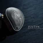 NOBLE AUDIO Sultan - Damascus Limited Edition  升級大馬士革鋼面板