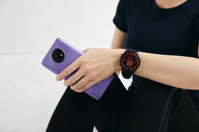 「 小米手錶 運動版 」同步登場  117 種運動模式 16 天超長續航