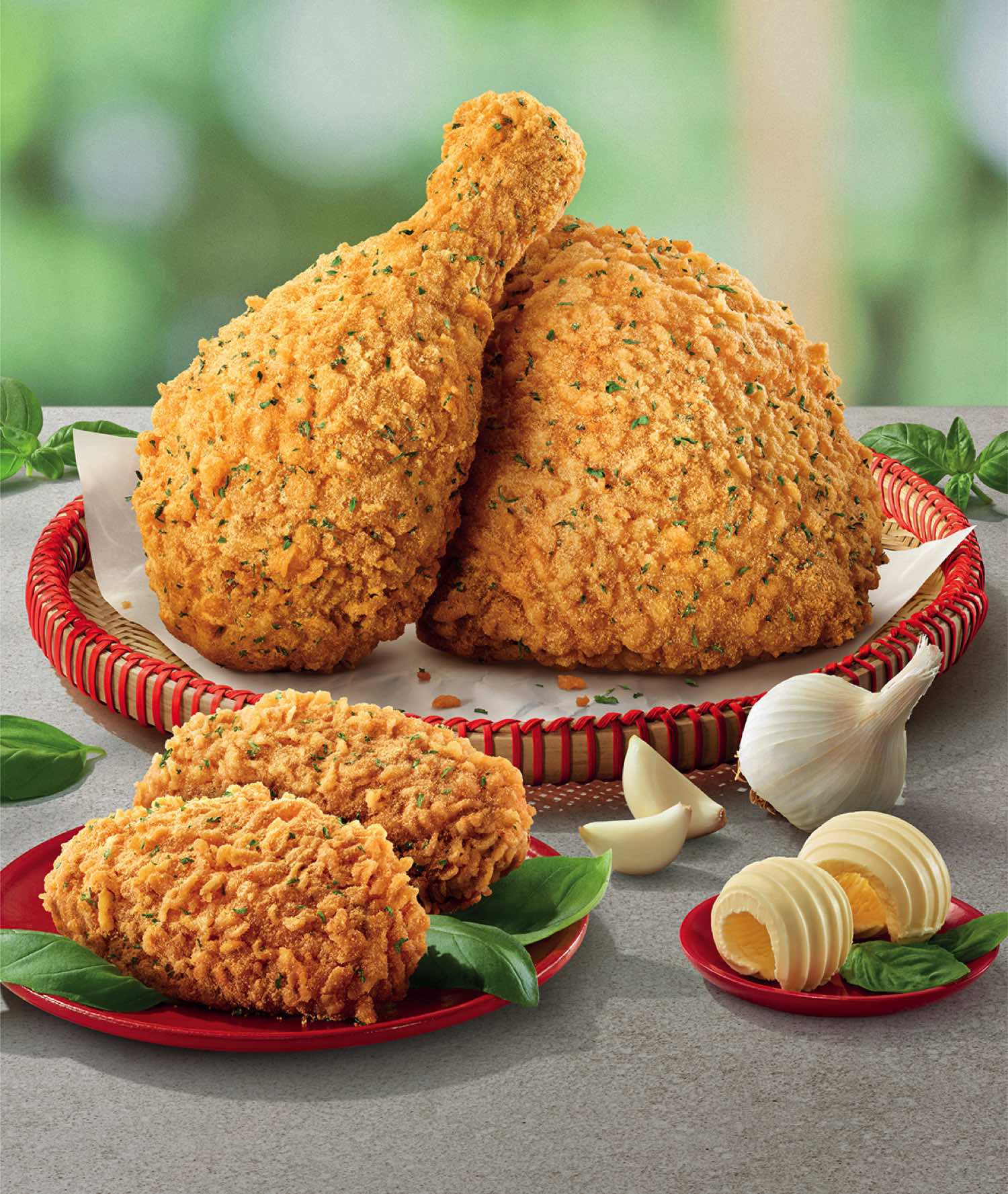 KFC期間限定「 越南牛油雞 」  濃郁牛油蒜香尋越地道風味
