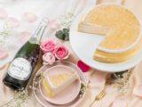 Lady M聯乘Perrier-Jouët 情人節推節日限定香檳千層蛋糕