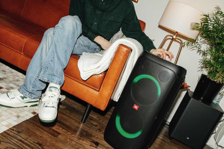 地上最強派對喇叭  JBL PartyBox 310 可攜式藍牙派對喇叭