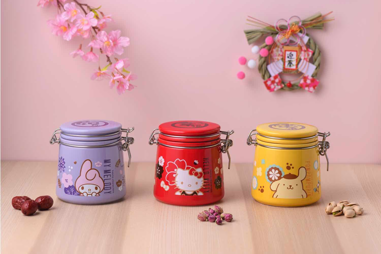 7-Eleven 推「 Sanrio characters 祝福大滿罐 」 買滿 HK$50 加錢換購