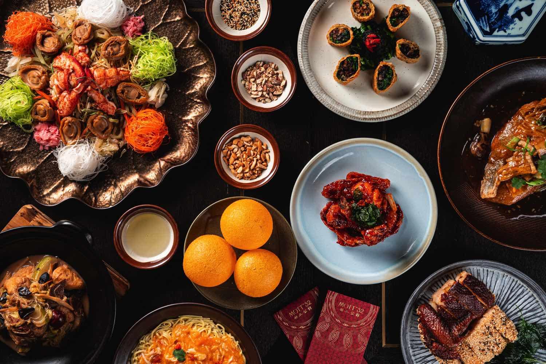 卅二公館呈獻農曆新年盛宴 以精緻菜式慶賀新春