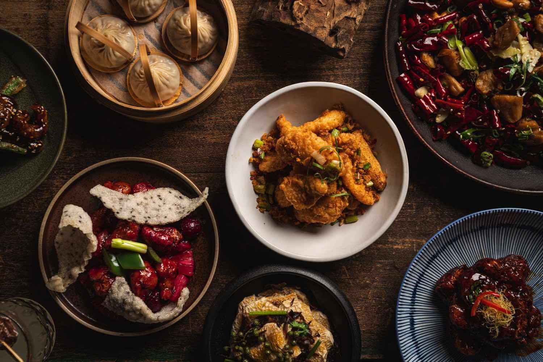 「 卅二公館 」推出素食新菜單 以植物為基礎重新演繹經典中式美食