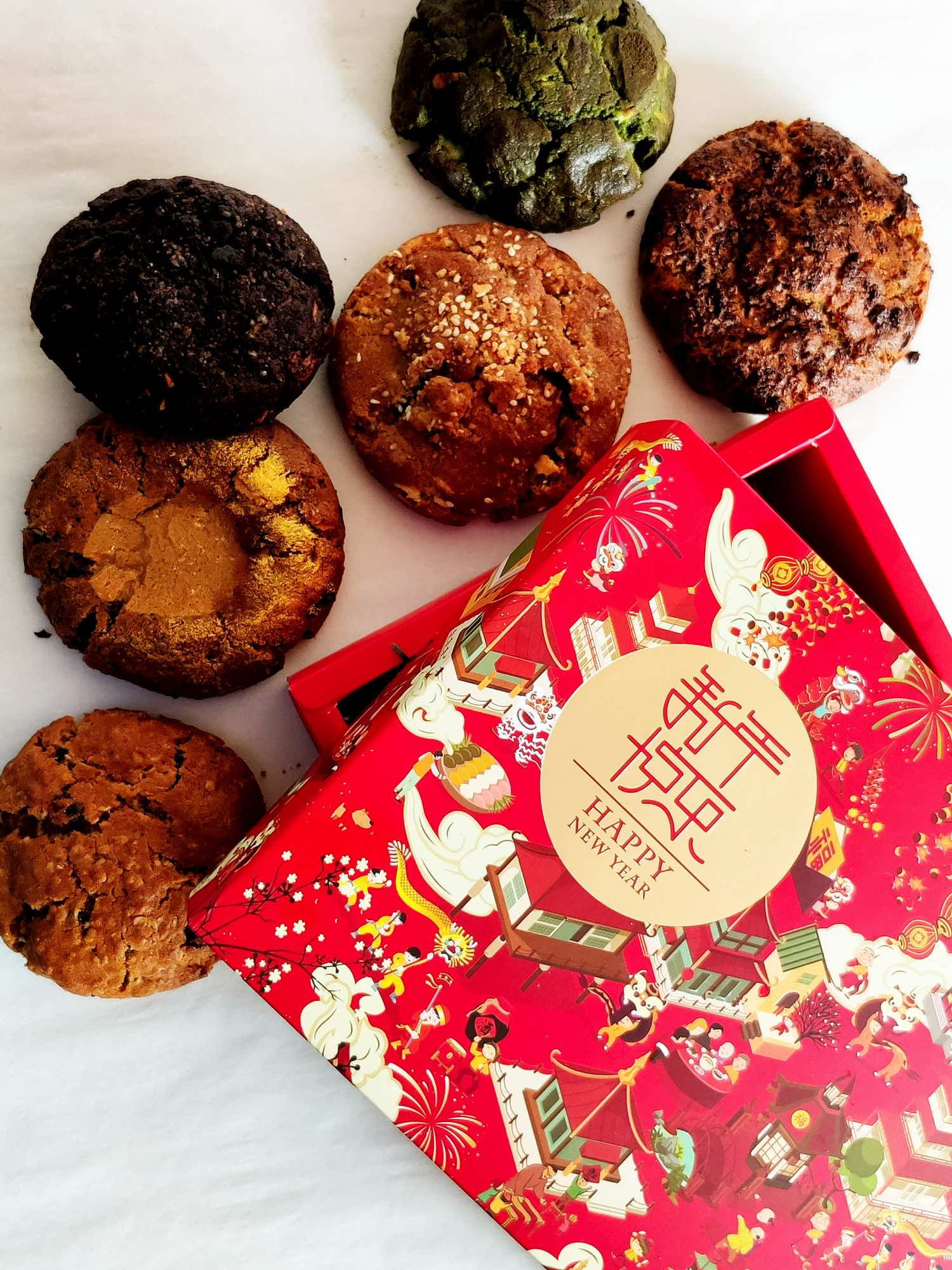 Cookie Vission  喜迎犇騰新歲 推出新春期間限定曲奇及賀年禮盒