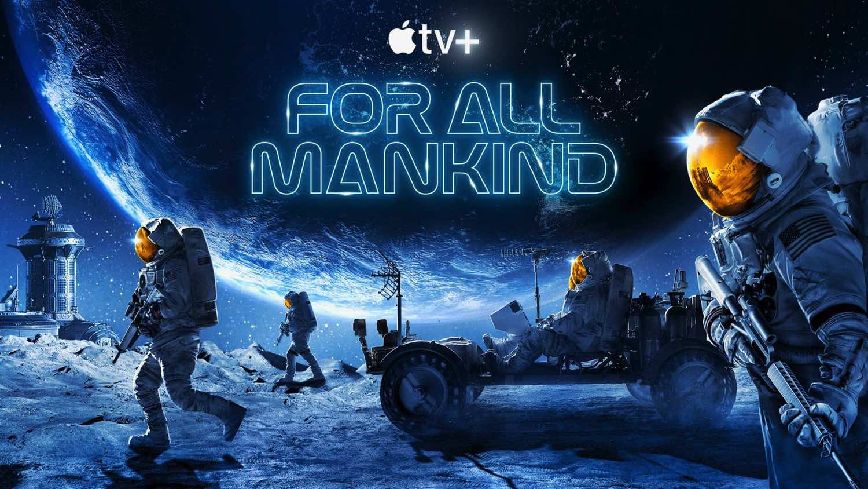 Apple TV+ 《 太空驕子 》第二季官方預告   美國太空人登月守衛戰