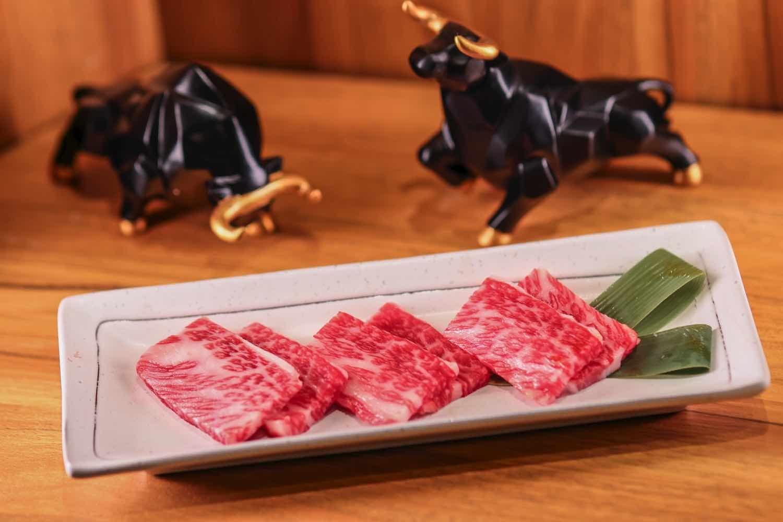 日本燒肉名店「 Beefar's 」新品牌「 牛舞Gyumai 」  $268 起任食極上和牛