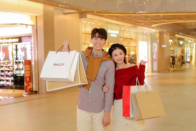 東薈城名店倉 「 情人節禮物提案 」 全年低至 1 折優惠