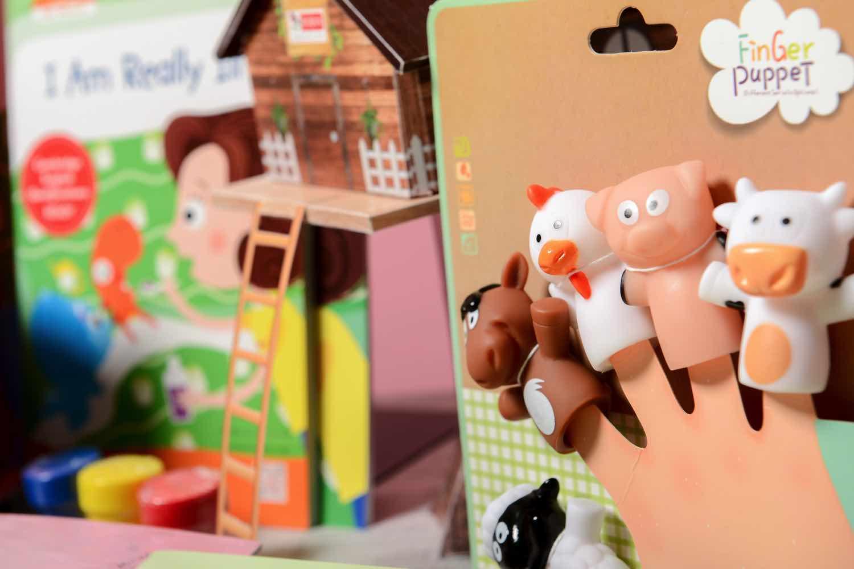 PlayFacto Kids 韓國教育家獲獎教材   「觸摸」到的互動教學概念