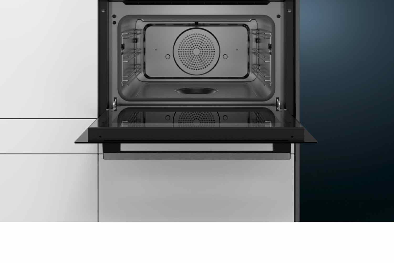 SIEMENS CS589ABS0H 三合一蒸焗爐 110°C 蒸氣煮食新年新煮意