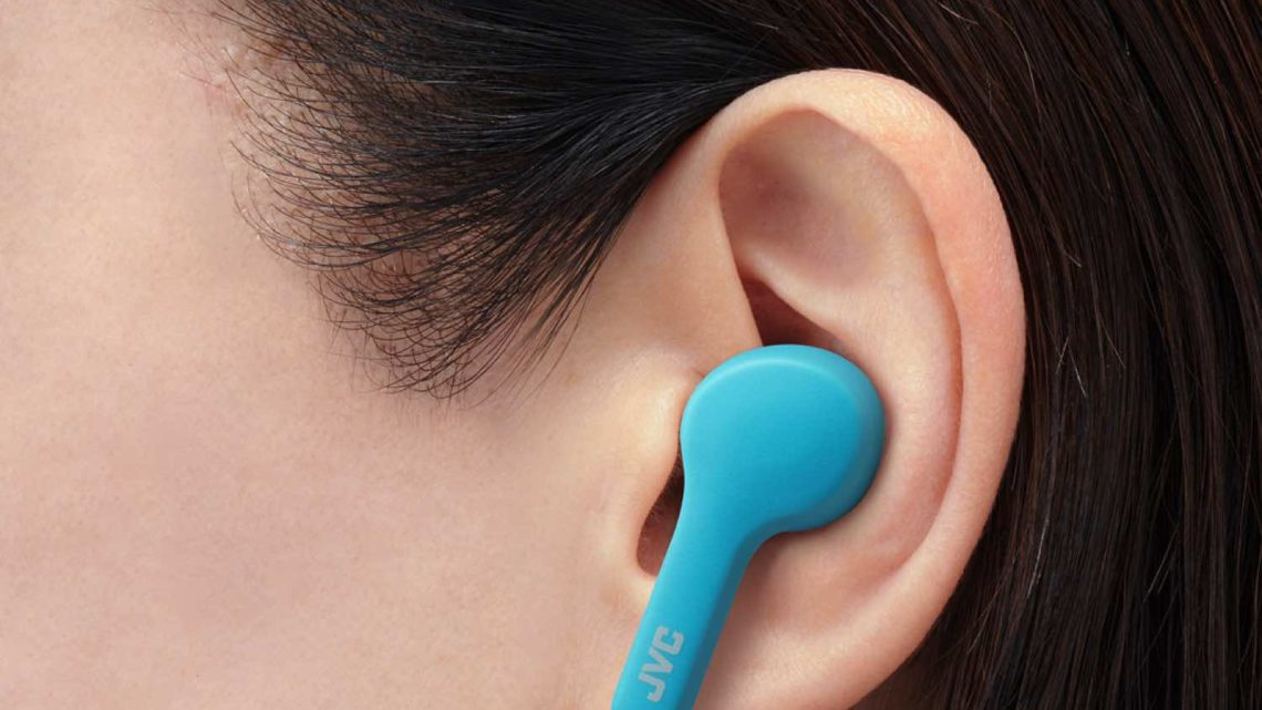 JVC Gumy TWS Headphones HA-A7T 專為運動用家而設
