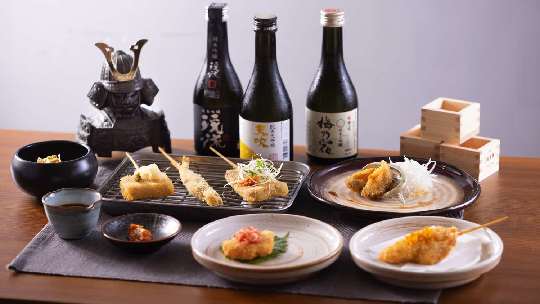 日式居酒屋「 九鬼 」銅鑼灣店開幕  打造型格和式料理
