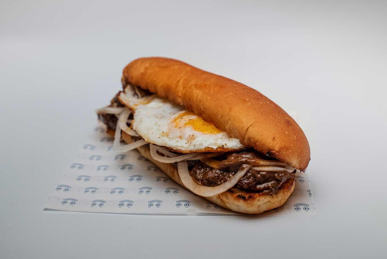 齊慶牛年來臨!  Honbo 與留家廚房合作推出全新「 牛尾潛艇堡 」