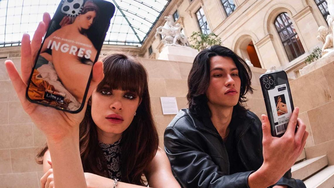 CASETiFY  與羅浮宮博物館攜手  融合古典藝術手機殼系列