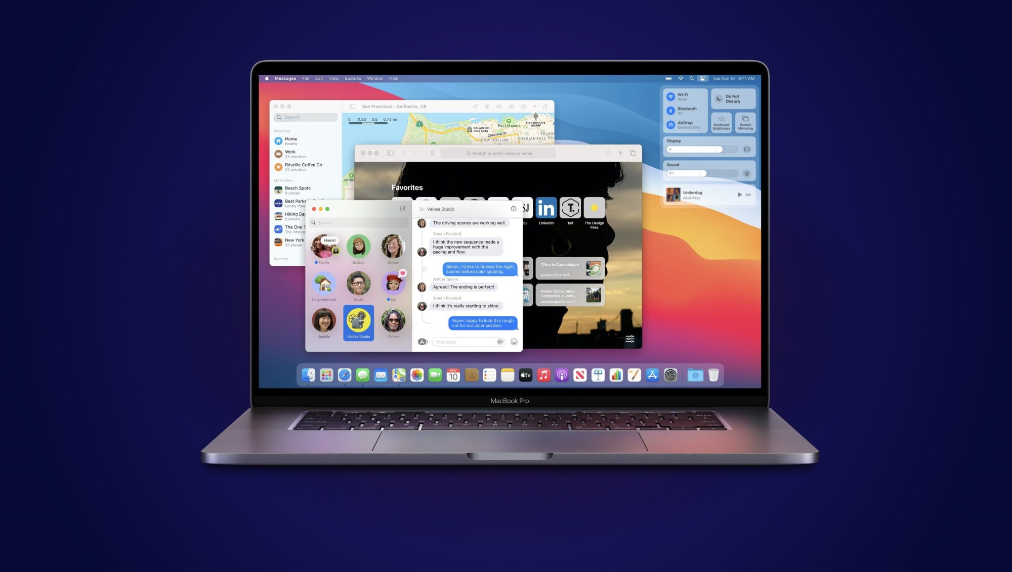 macOS 11.3 開發者 beta 測試版   Safari更個人化、更安全、更慳電