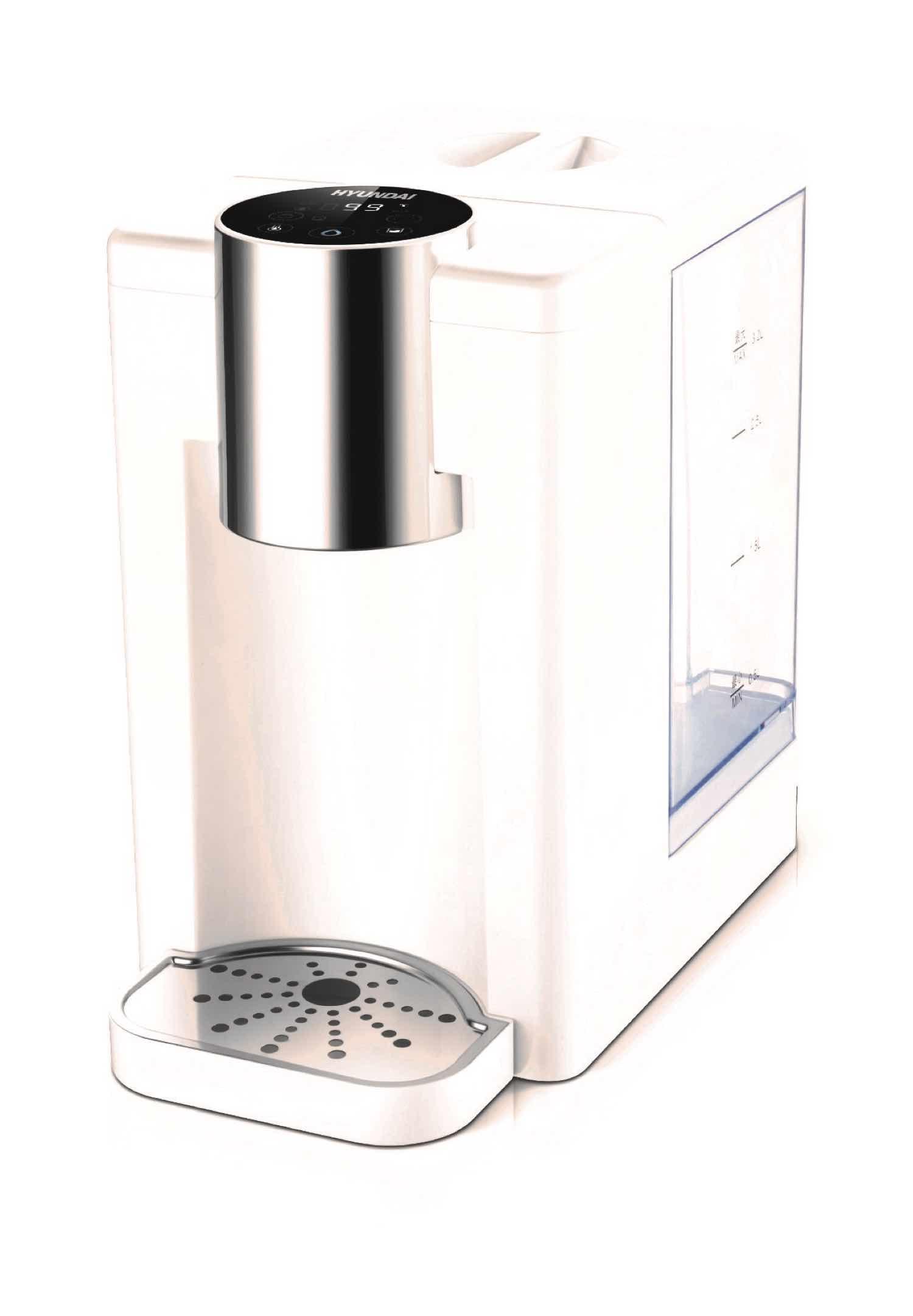 5 秒出熱水、分離式複合濾芯 韓國 Hyundai 即熱式水機 HY-2229G