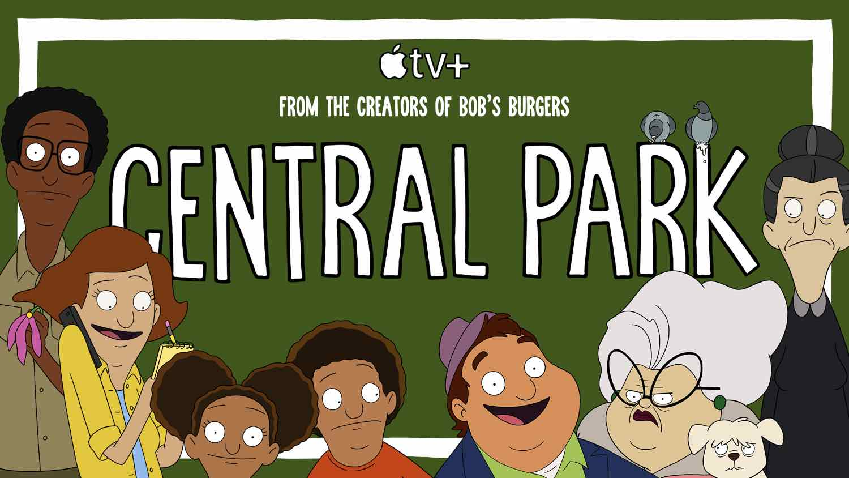 爆笑動畫音樂劇《 中央公園 》第二季首發 Rap 片 + 宣布續訂第三季