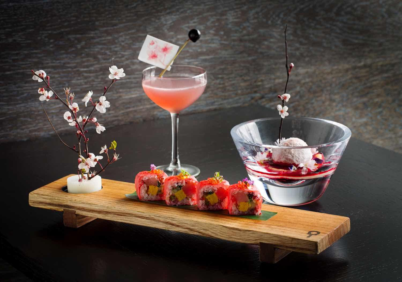 無得去旅行食咗當去咗!  aqua 全新日系清酒櫻花早午餐