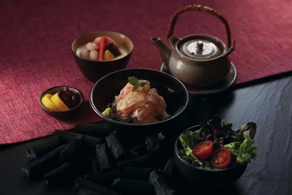 「 千両 」季節限定「 春之餐目 」  三大時令素材打造春日美饌