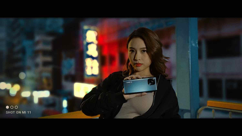 最新旗艦手機 Mi 11 登陸香港    電影級拍攝成為生活的導演