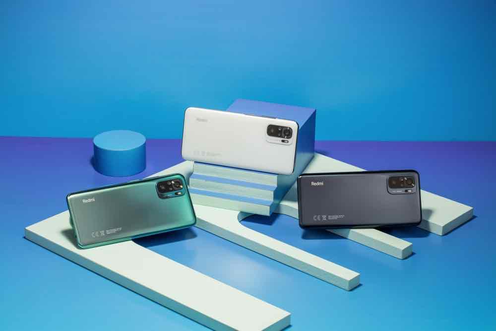 Redmi Note 10 Pro / Note 10 正式抵港 性價比最高1億像素智能手機