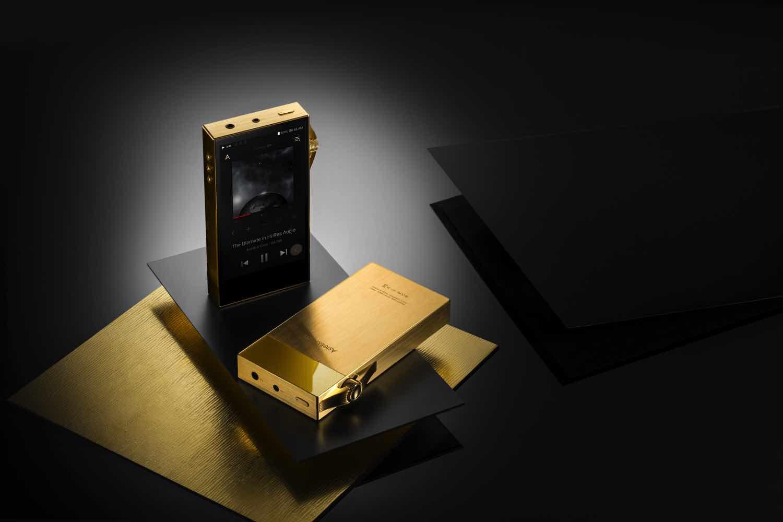 Astell&Kern SA700 Vegas Gold Limited Edition  全球限量 500 部