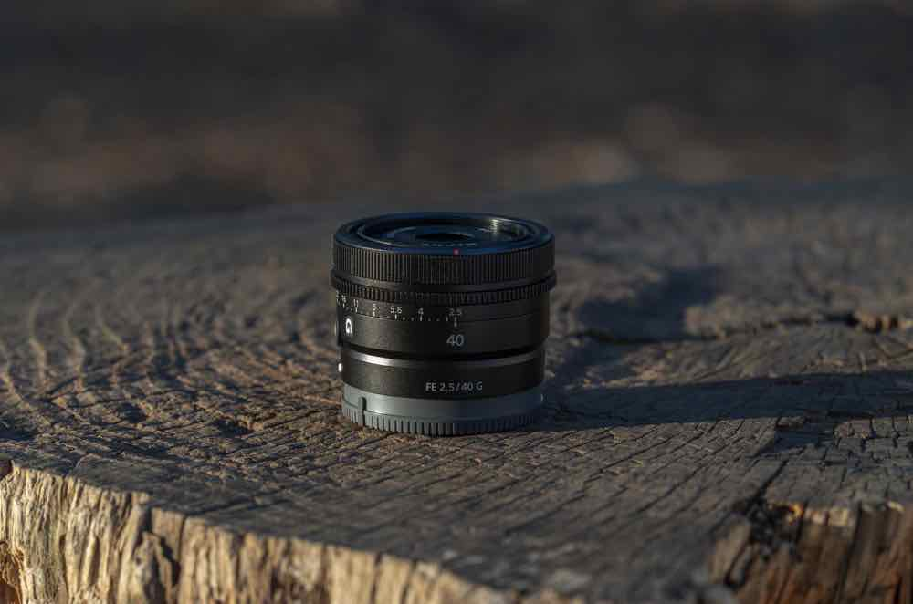 Sony 三款全片幅定焦 G 鏡登場   50mm / 40mm / 24mm 人像風景通殺