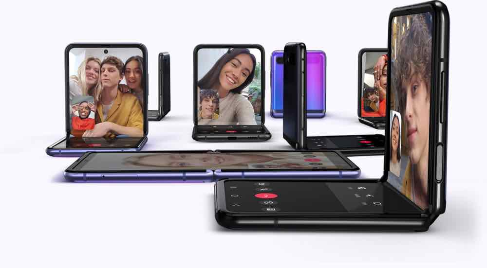 想平價換機? 摺疊旋轉大熱智能手機 Samsung Z Flip $8190 超抵發售