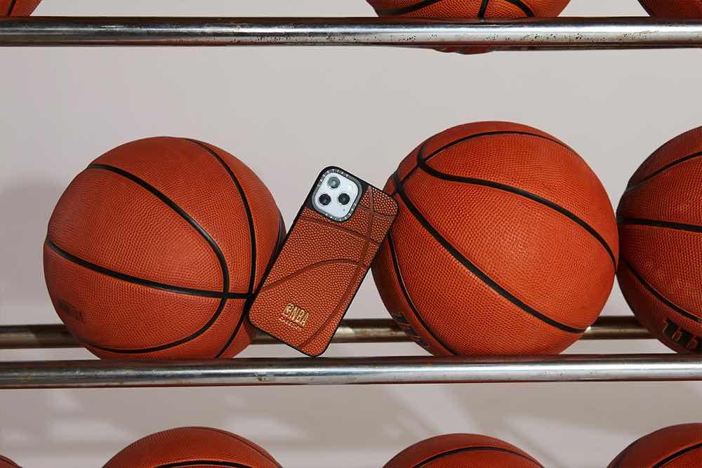 跳進籃球世界  CASETiFY x NBA 聯乘系列次回登場