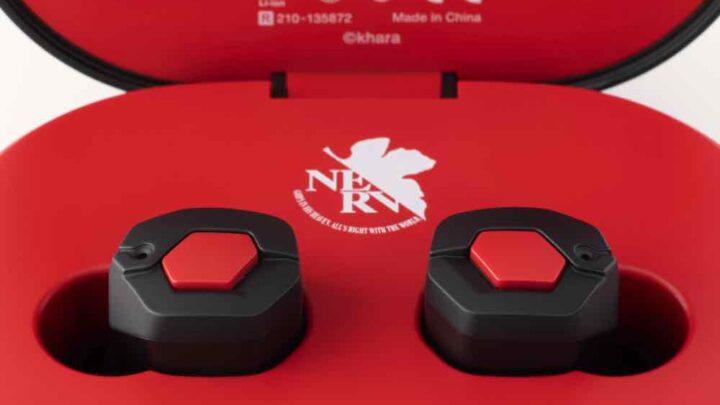 EVANGELION x final 聯名 TWS 耳機推出新色 NERV 特別配色引 EVA  迷