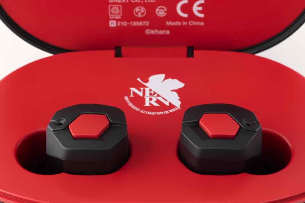EVA2020 × final 聯名款 TWS 耳機推出新色 NERV 特別配色引 EVA  迷