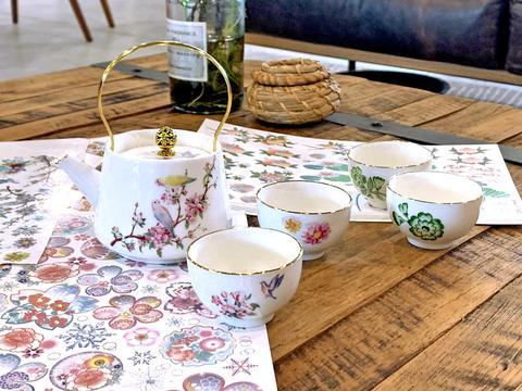 Porcelarts 日本皇家瓷器彩繪製作工作坊 發揮創意自製高級禮物