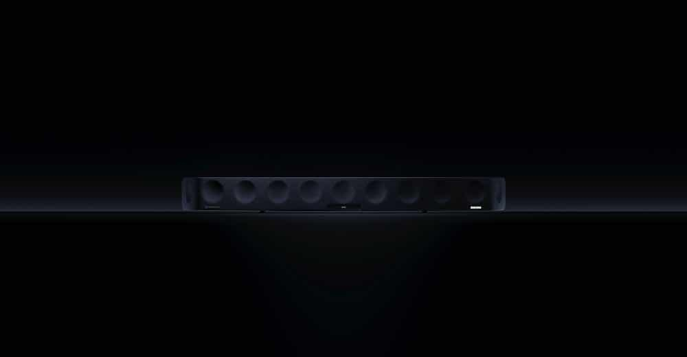 Sennheiser AMBEO Soundbar 360 Reality Audio