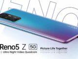 OPPO Reno5 Z 香港上市   AI 錄影增強「 超級動態夜景 」功能
