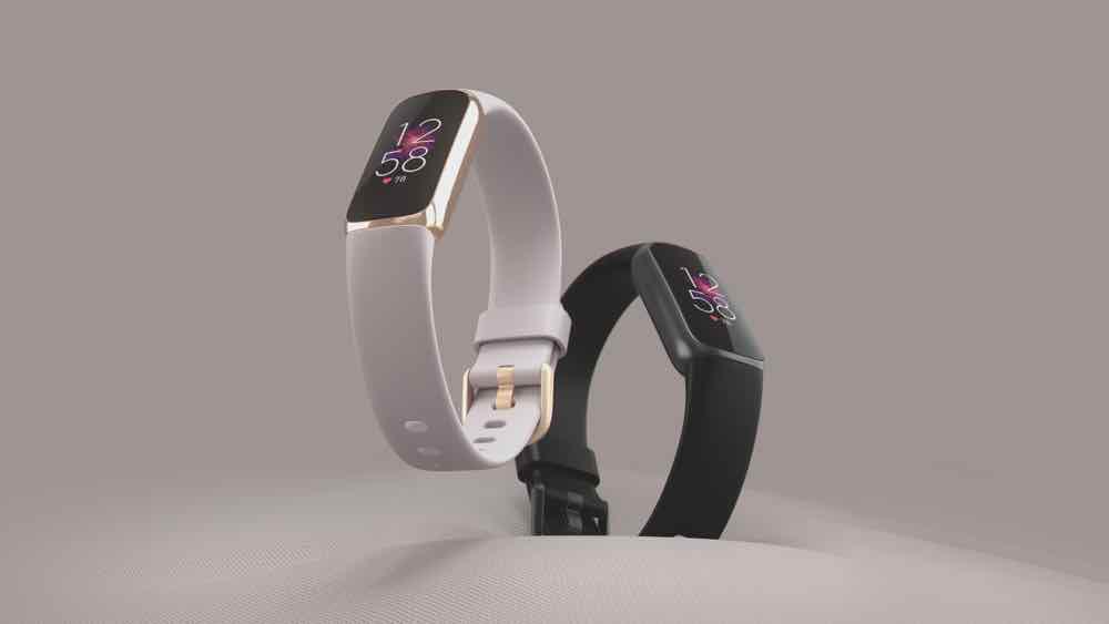 Fitbit Luxe 健康手環走時尚外形 gorjana 聯乘錶帶吸引女人心