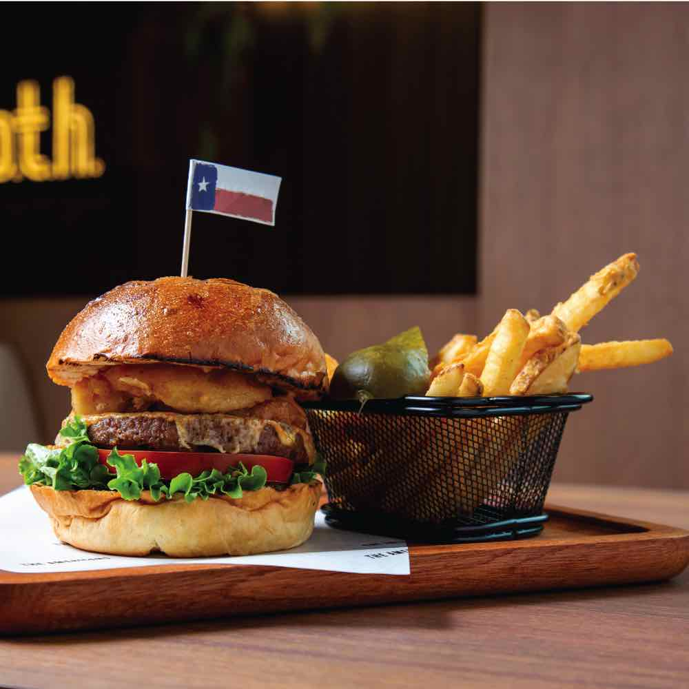 b.o.t.h. by Texas Burger  Brunch