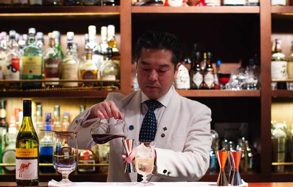 Okra 香港 x 銀座 Mizunara:The Library  再度聯手推限定雞尾酒及日式小食