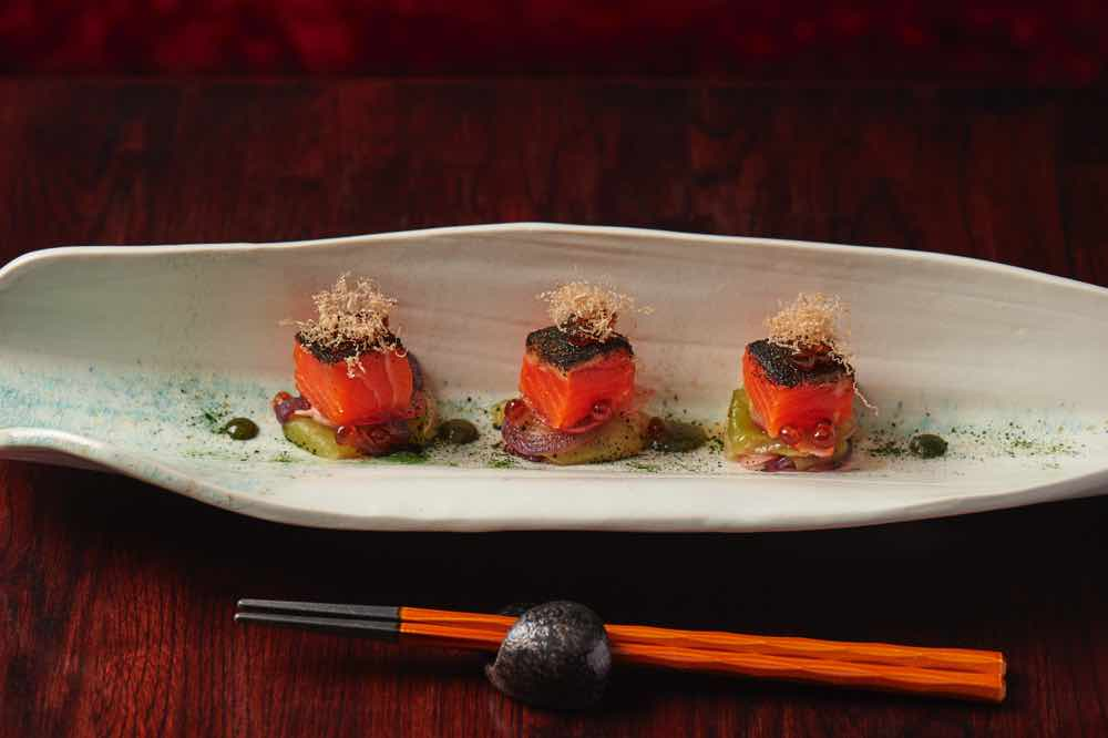 倫敦人氣日式食府 aqua Kyoto  進駐 Statement 開設第 2 間期間限定店